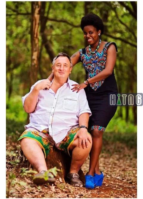 ' i was 20 years old and he was 50 when we married, it's been 7 years now'- Lady narrates her she met her old husband. 4