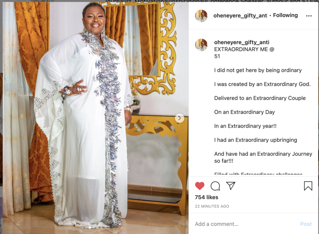 Gifty Anti releases stunning pictures to celebrate her 51st birthday. (photos) 5