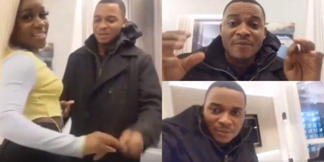 24/7 Twene Jonas shows his luxurious house on social media (video) 1