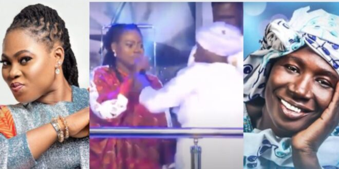 Cecilia marfo speaks for the first time after the Joyce blessing incident (video). 1