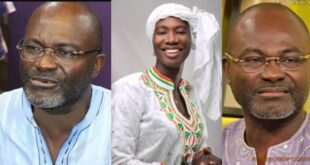 'Cecilia Marfo is a very fO()lish and evil woman'- Kennedy Agyapong blasts - Video 13