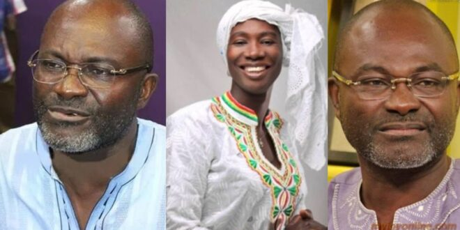 'Cecilia Marfo is a very fO()lish and evil woman'- Kennedy Agyapong blasts - Video 1