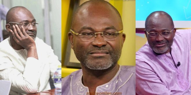 Gossip: Kennedy Agyapong runs from home at 4am to escape death after bragging 1