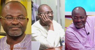 """I will be waiting for my killers today""- Kennedy Agyapong speaks on death threats he received. 25"