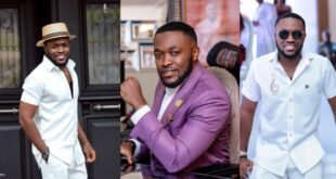 Kennedy Osei tells the 'bitter truth' about life as he stuns in a latest photo 13