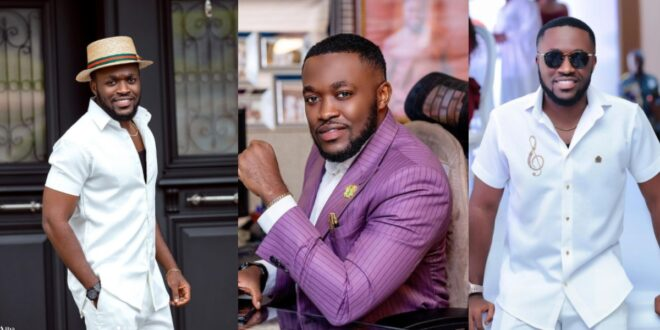 Kennedy Osei tells the 'bitter truth' about life as he stuns in a latest photo 1