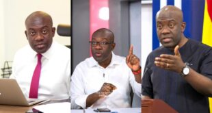 'We might go on another Lockdown soon' - Kojo Oppong Nkrumah reveals 5