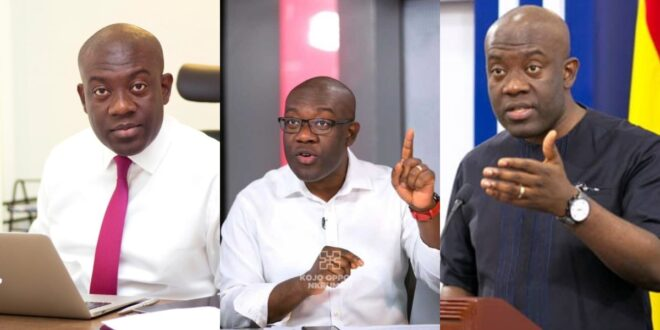 'We might go on another Lockdown soon' - Kojo Oppong Nkrumah reveals 1