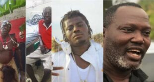 Popular Kumawood actors who have died in the past few years. (photos) 32
