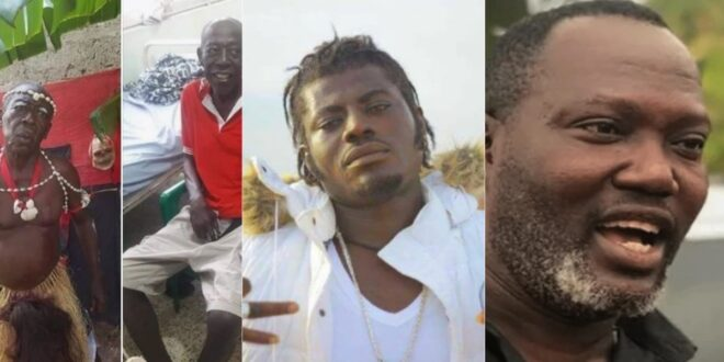 Popular Kumawood actors who have died in the past few years. (photos) 1