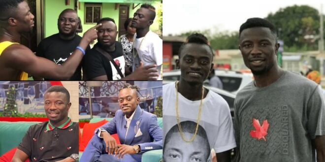 """""""God made me famous not you""""- Lil win fires back at Kwaku manu for saying he made him a star 1"""