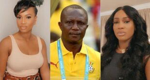 Photos of the beautiful first daughter of Akwesi Appiah surfaces 16
