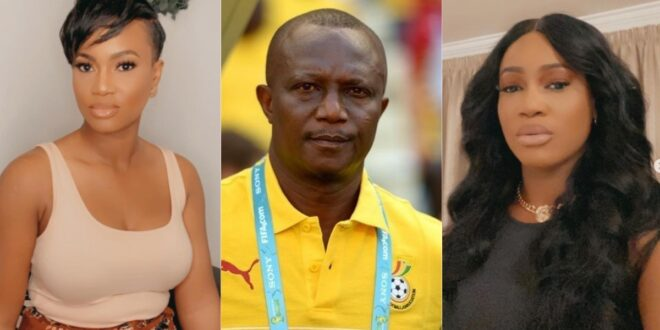 Photos of the beautiful first daughter of Akwesi Appiah surfaces 1