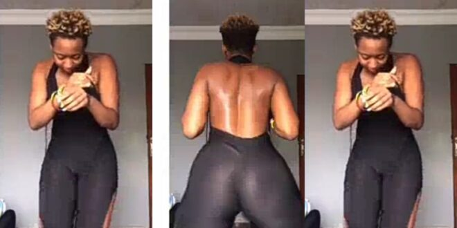 """I make Ghs1000 every day with my buttocks""- Lady claims. 1"