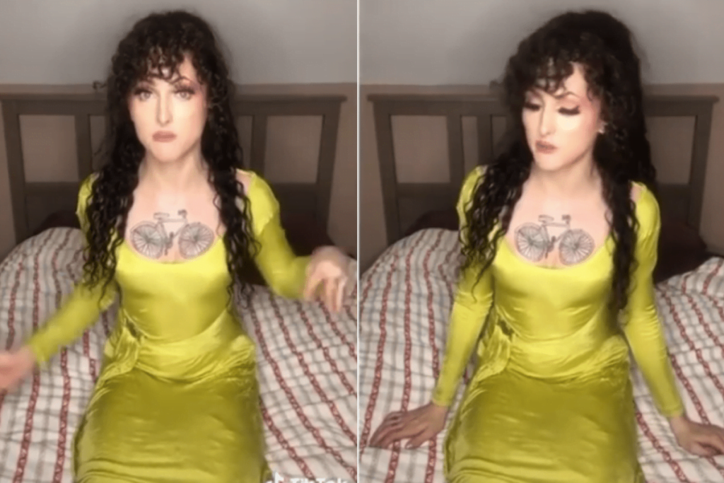 lady narrates how she transformed to male and back to female after 'God' told her to become a 'Prost!tute' - Video 2