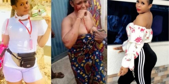 'i did it in self-defense'- Lady who k!lled young man with cutlass speaks for the first time 1