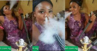 Someone's future wife, see what this lady was doing that went viral online (photos) 12