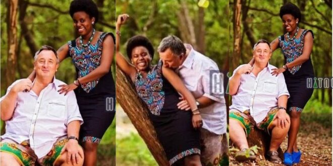 ' i was 20 years old and he was 50 when we married, it's been 7 years now'- Lady narrates her she met her old husband. 1