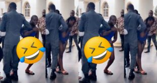 Angry wife catches Husband and side-chick having fun in a hotel see what she did (video) 6
