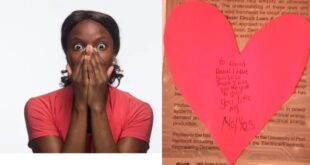 Lady in shock after seeing this in her 8 years old sister's school bag - Photo 12