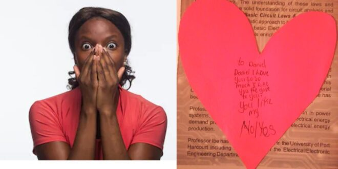 Lady in shock after seeing this in her 8 years old sister's school bag - Photo 1