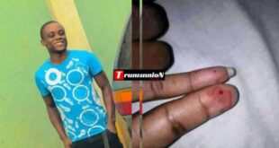 Youngman takes blood oath with his girlfriend, flaunt pictures online (photos) 12