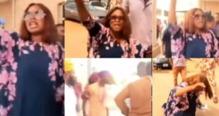 Married Woman Storms Her Husband's Secret Wedding - Video 13