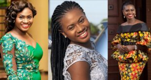 Most celebrities in Ghana live a fake life - Martha Ankomah exposes - Video 12
