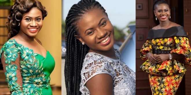 Most celebrities in Ghana live a fake life - Martha Ankomah exposes - Video 1