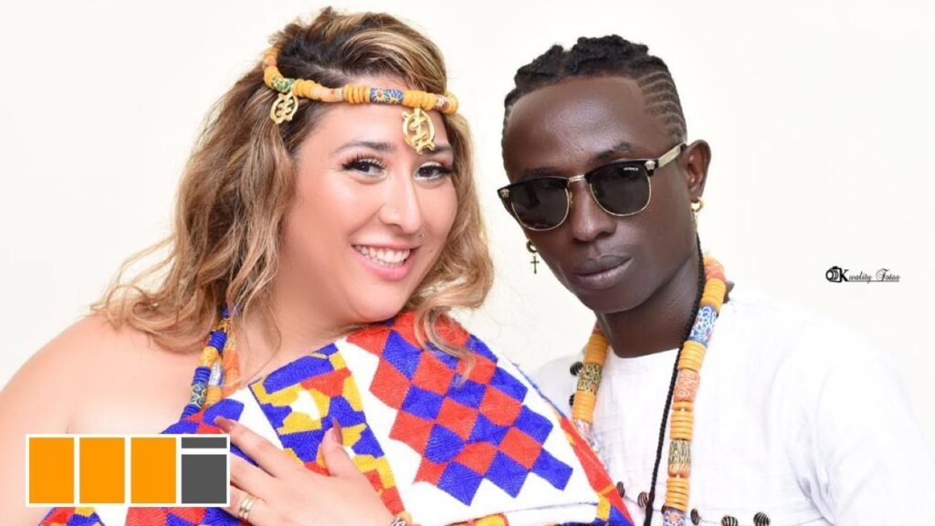Patapaa and wife finally drop their anticipated song - Video