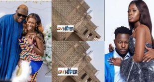 Medikal and Fella displays their soon to be completed huge mansion in a new Video 7