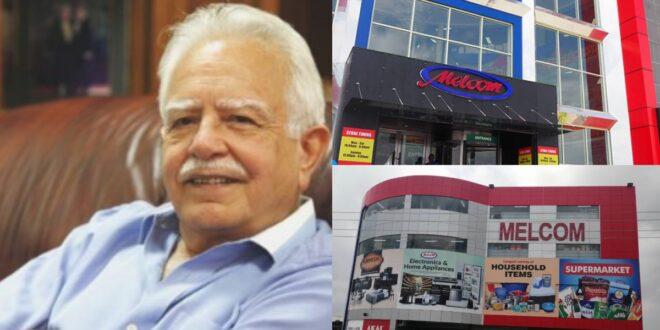 Sad news! Founder of Melcom Dies in Ghana 1