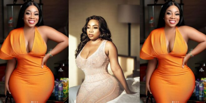 """I had Covid in December, the virus is real""- Moesha Buduong (video) 1"