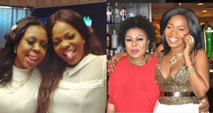 """Mzbel slept with my Boss at Tv Africa after I introduced her to him""- Afia Schwarzenegger (Video) 9"