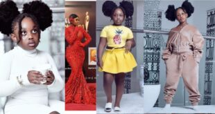 Meet the beautiful daughter of Nana Akua Addo - Photos 61