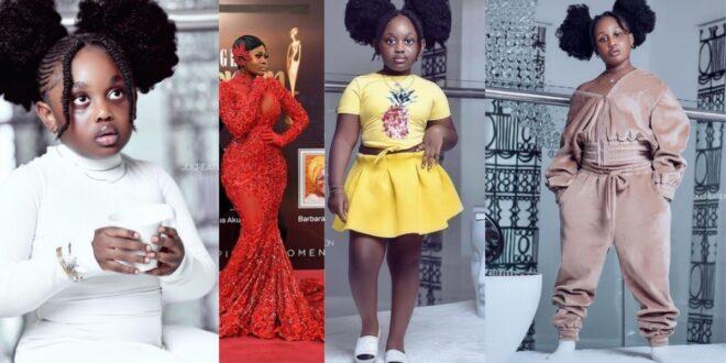 Meet the beautiful daughter of Nana Akua Addo - Photos 1