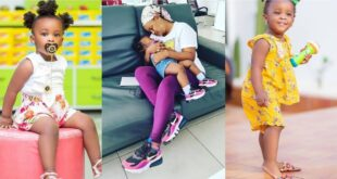 I drank baby Maxin's urine to save her life –  Nana Ama McBrown reveals - Video 71