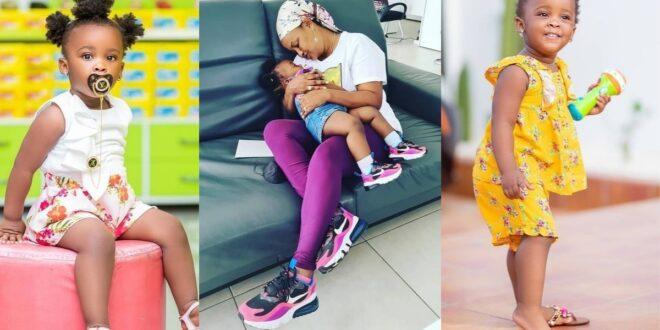 I drank baby Maxin's urine to save her life –  Nana Ama McBrown reveals - Video 1