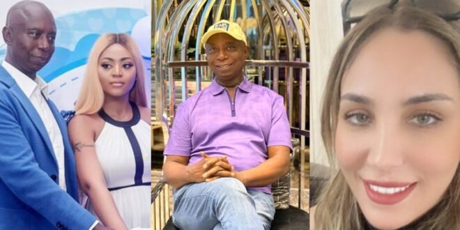 Ned Nwoko reveals his secret behind marrying young girls 1