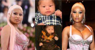 Check out more photos of the adorable baby of Nicki Minaj 6