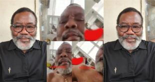 Nigerian commissioner caught in 3sUm t@pe - Video 66
