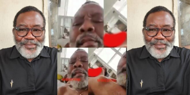 Nigerian commissioner caught in 3sUm t@pe - Video 1