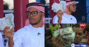 """Jesus is delaying his second coming so we should chill and make money""- Obinim (video) 8"