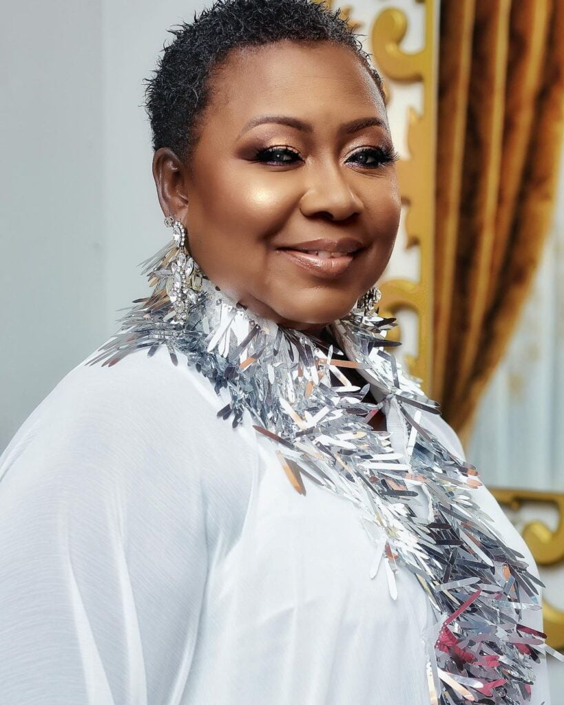 Gifty Anti releases stunning pictures to celebrate her 51st birthday. (photos) 8