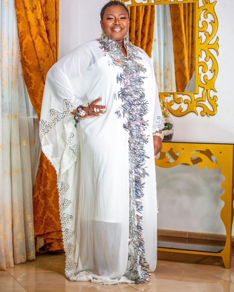 Gifty Anti releases stunning pictures to celebrate her 51st birthday. (photos) 7