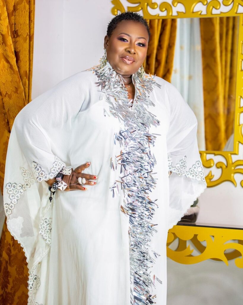 Gifty Anti releases stunning pictures to celebrate her 51st birthday. (photos) 6