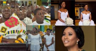 Meet all the four beautiful children of Asantehene Otumfour Osei Tutu 21
