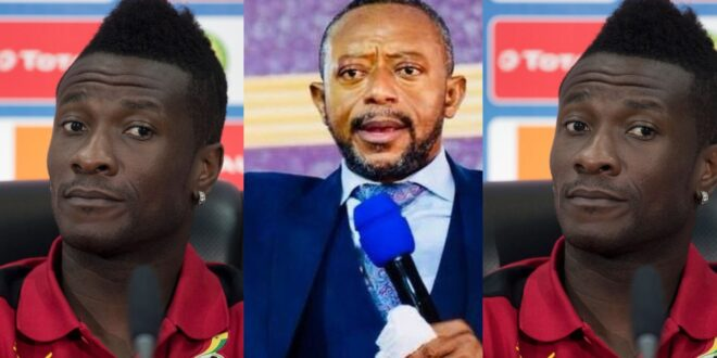 Owusu Bempah blasts Asamoah Gyan for this reason - Video 1
