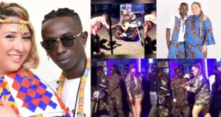 Patapaa and wife finally drop their anticipated song - Video 8