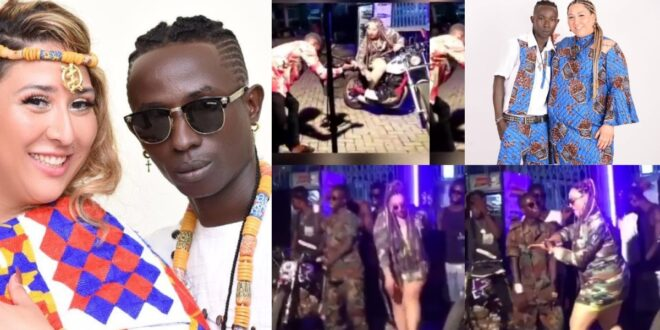 Patapaa and wife finally drop their anticipated song - Video 1